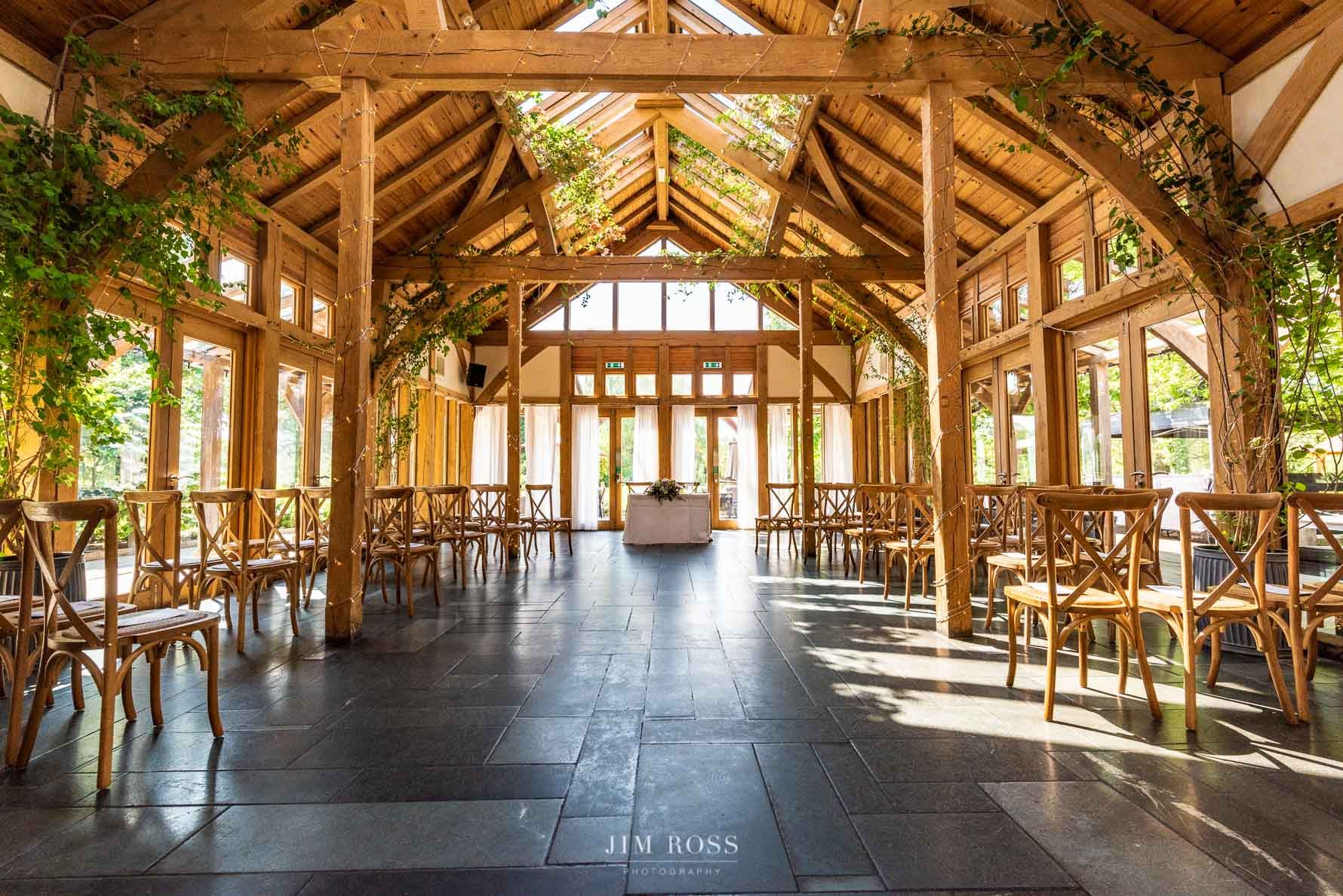 Oak Tree of Peover ceremony room
