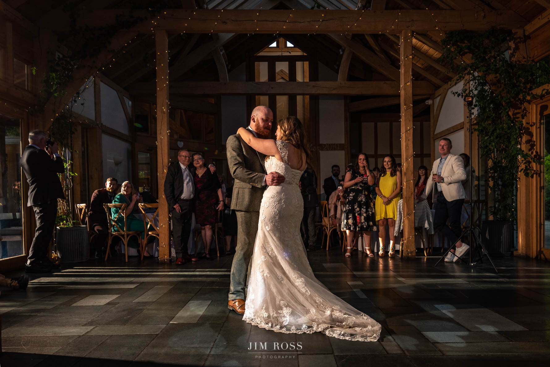 Oak Tree of Peover first dance