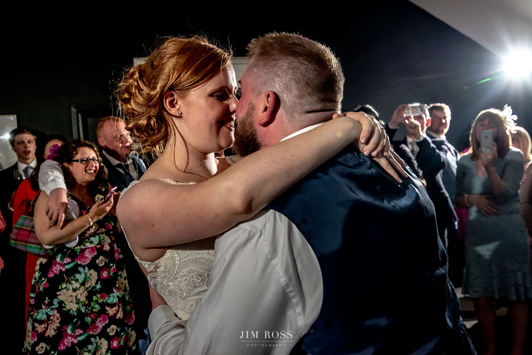 Delamere Manor first dance