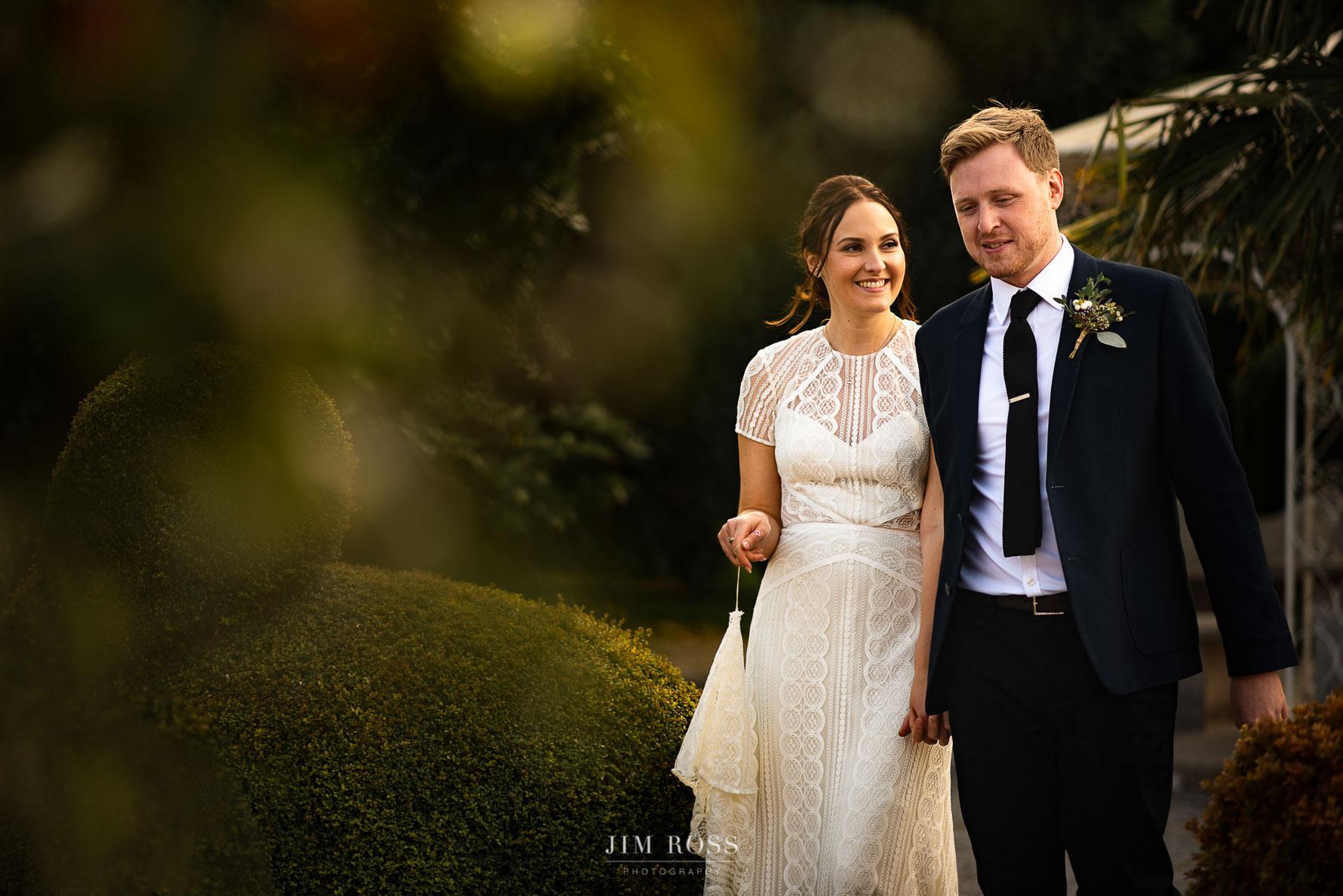 Lancashire wedding portrait