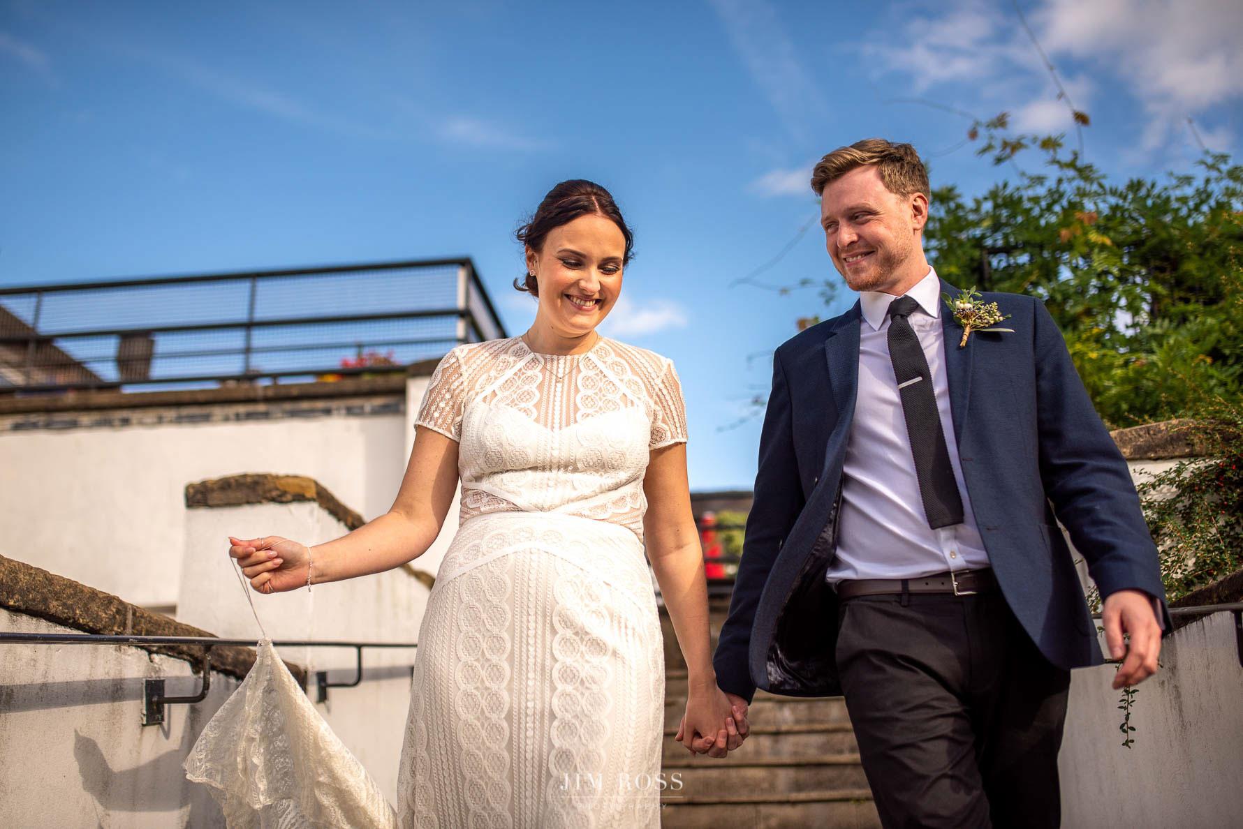 Newlyweds at Bella Vista Milnrow